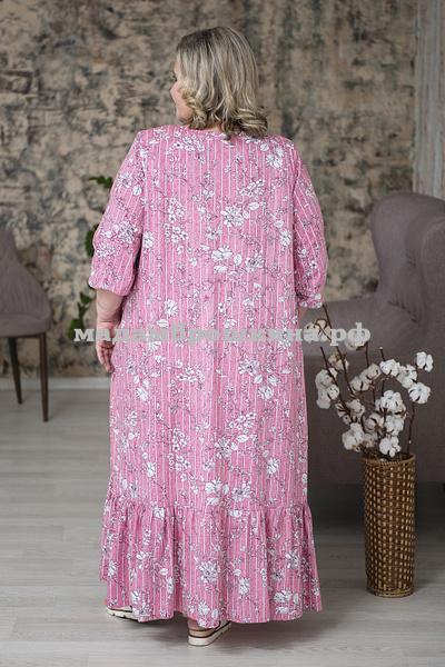 Платье для дома и отдыха Миледи (фото, вид 1)