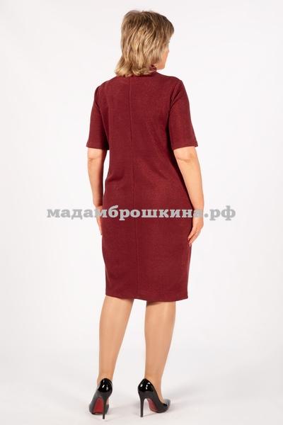 Платье Беатрис блеск (фото, вид 1)