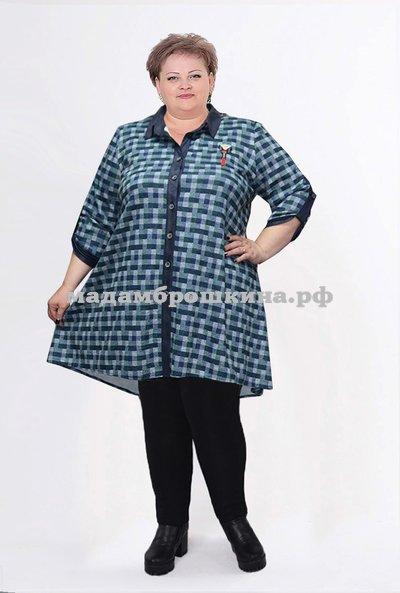 Рубашка Анжела (фото, вид 1)