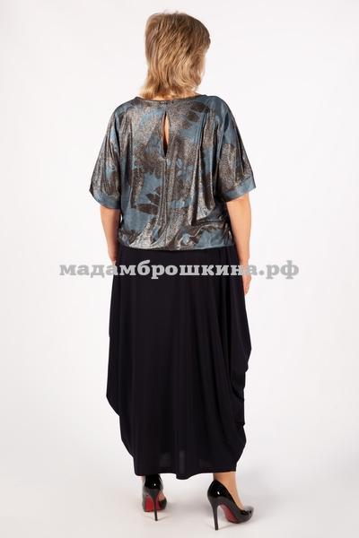 Блуза Кайя (фото, вид 1)