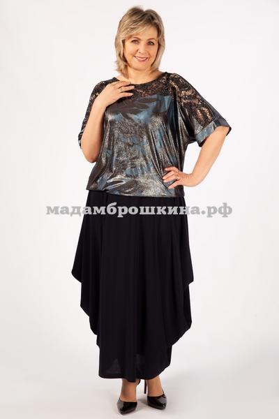 Блуза Кайя (фото, вид 2)