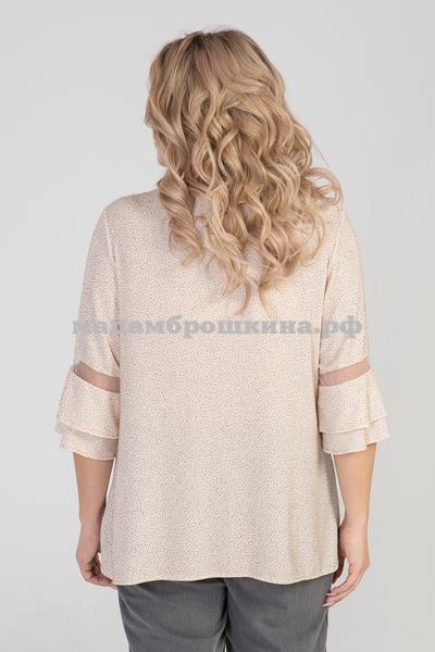 Блуза Золотце (фото, вид 4)