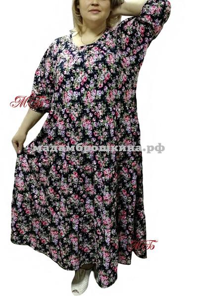 Платье для дома и отдыха Сюзанна (фото, вид 2)