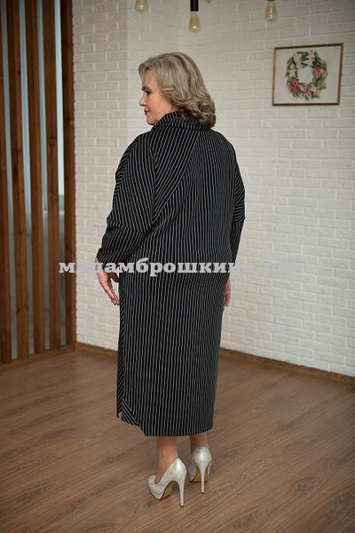 Платье Биана (фото, Платье Биана вид сзади)
