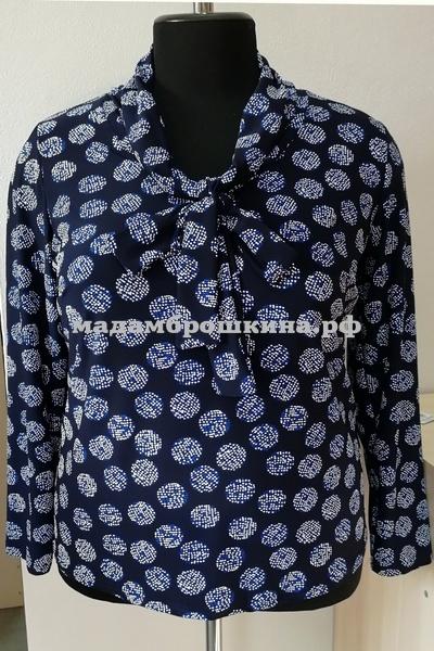 Блуза 0488 (фото, вид 2)