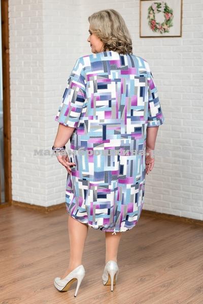 Платье Лола (фото, вид сзади)