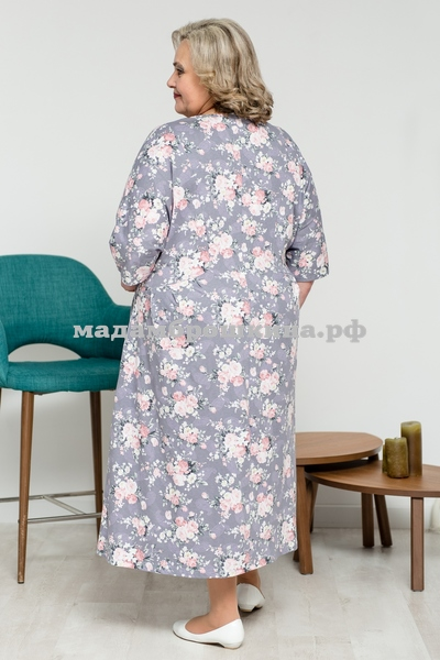 Платье для дома и отдыха Франка (фото, вид 1)