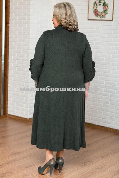 Платье Кэри (фото, спинка)