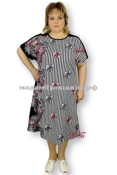 Платье для дома и отдыха Ядвига (фото, вид 1)