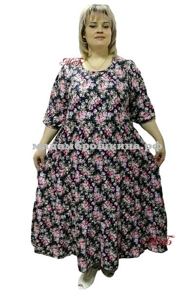 Платье для дома и отдыха Сюзанна (фото, вид 3)