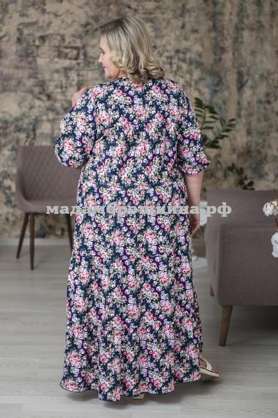 Платье для дома и отдыха Сюзанна (фото, вид 1)