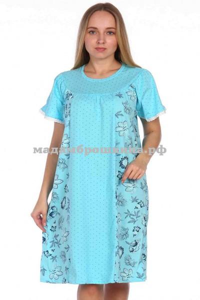 Сорочка ночная Лиза (фото, вид 2)