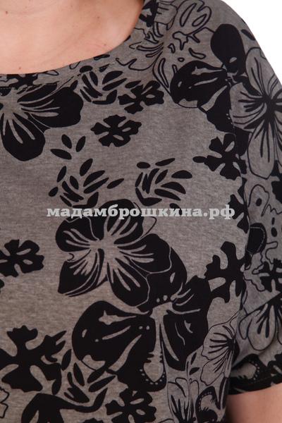 Платье для дома и отдыха Клевер (фото, вид 3)