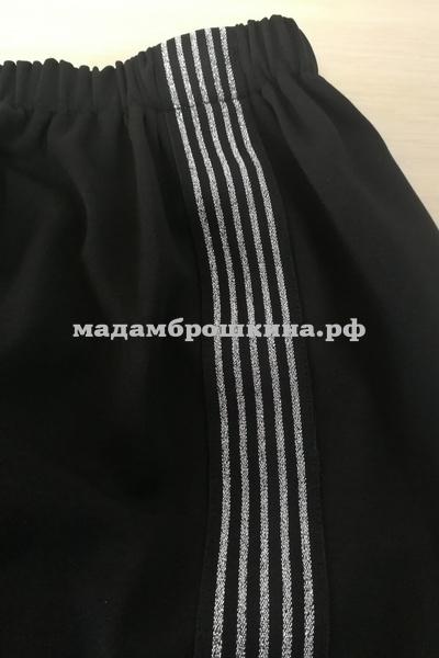 Брюки Спорт (фото, в черном цвете)