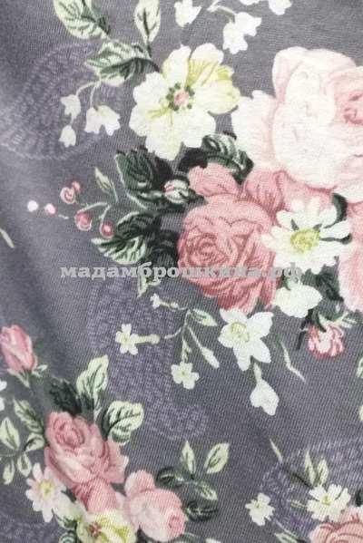 Платье для дома и отдыха Франка (фото, фактический цвет)
