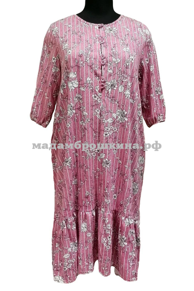 Платье для дома и отдыха Миледи (фото, вид 2)