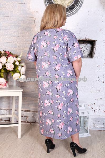 Сорочка ночная Фламинго (фото, вид 1)