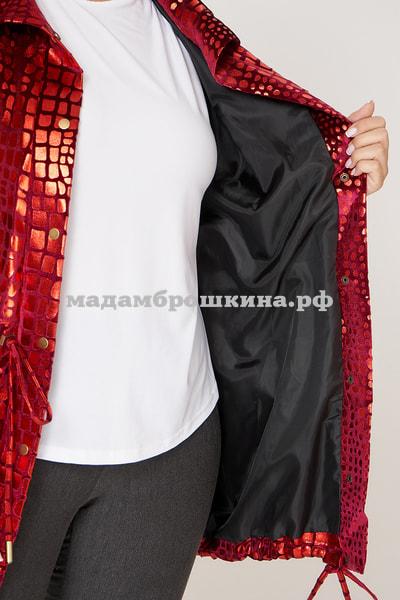 Куртка Кроко-1 (фото, вид 3)