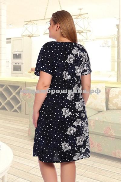 Платье для дома и отдыха Эмили (фото, вид 1)