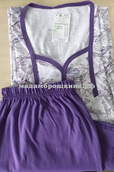 Пижама Марьяша (фото, фактический цвет)