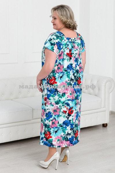 Платье для дома и отдыха Глаксинья (фото, вид 1)
