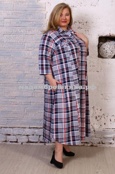 Платье для дома и отдыха Мария (фото, вид 2)