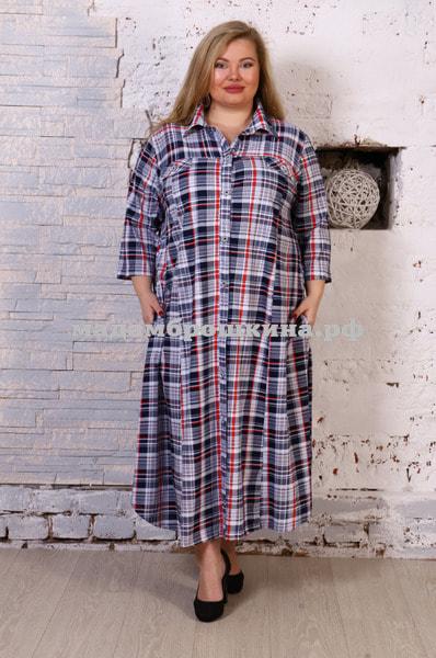 Платье для дома и отдыха Мария (фото, вид 3)