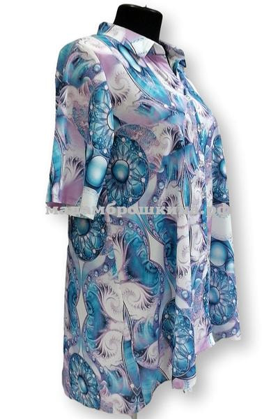 Рубашка Анжела лайт (фото, вид 1)