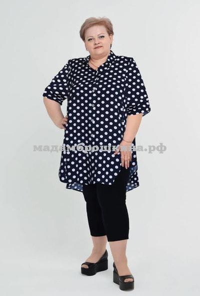 Блуза Лиза-2 (фото, вид 3)