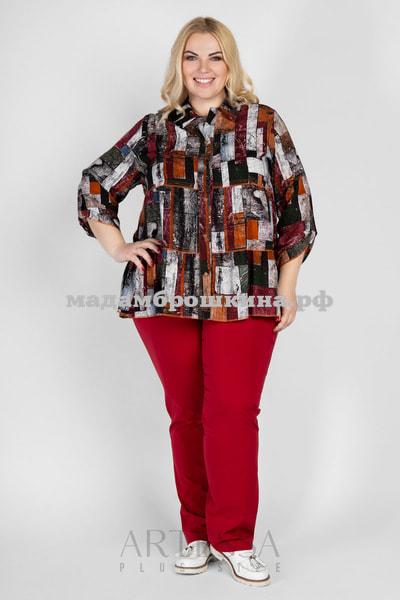 Блуза Нежность (фото, вид 1)