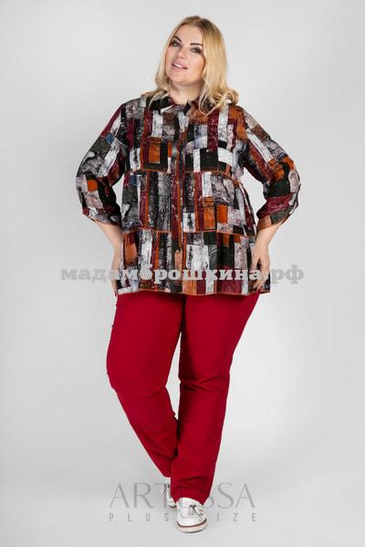 Блуза Нежность (фото, вид 3)