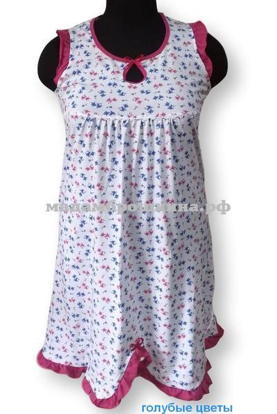 Сорочка ночная Катенька (фото, вид 1)