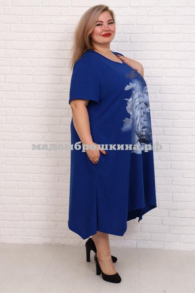 Платье для дома и отдыха Ася (фото, вид 3)