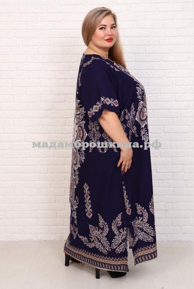 Платье для дома и отдыха Фатима (фото, вид 2)