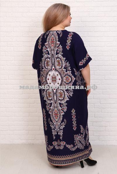 Платье для дома и отдыха Фатима (фото, вид 3)