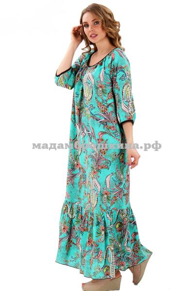 Платье Скарлет (фото, вид 1)