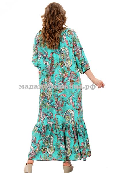 Платье Скарлет (фото, вид 2)