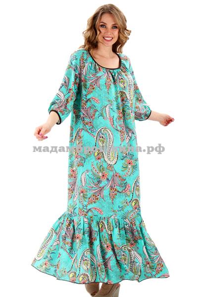 Платье Скарлет (фото, вид 3)