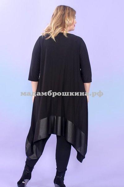 Туника -платье Игривые стрекозки (фото, вид 2)