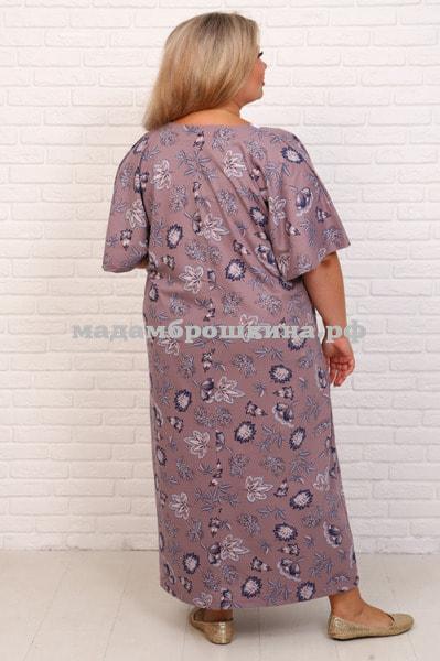 Сорочка ночная Фламинго (фото, вид 5)