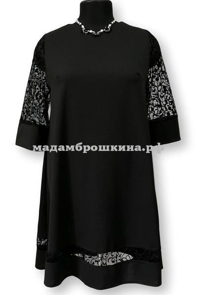 Платье Риорита (фото, вид на манекене)
