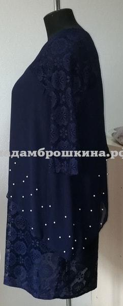 Платье Изабель (фото, вид 2)