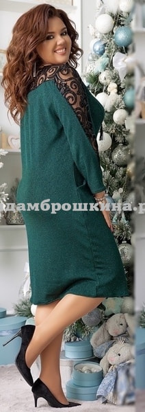 Платье Червона (фото, вид 1)