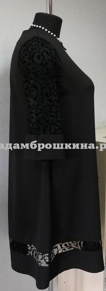 Платье Риорита (фото, вид сбоку)