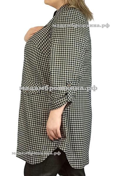 Блуза Феодосия (фото, вид 2)