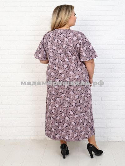Сорочка ночная Фламинго (фото, вид 6)