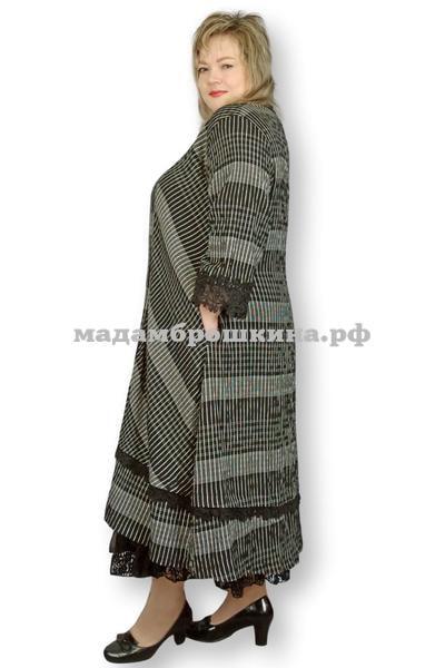 Платье Мадам Помпадур (фото, вид 3)