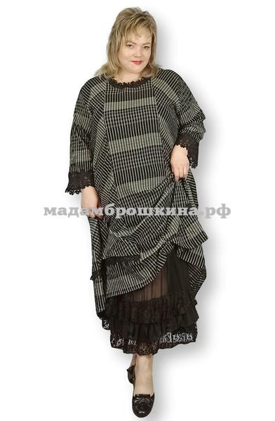 Платье Мадам Помпадур (фото, вид 2)