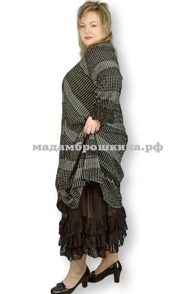 Платье Мадам Помпадур (фото, вид 4)