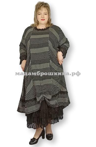 Платье Мадам Помпадур (фото, вид 1)